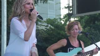 Chely Wright - Shut Up and Drive (Knoxville Pride 2016)