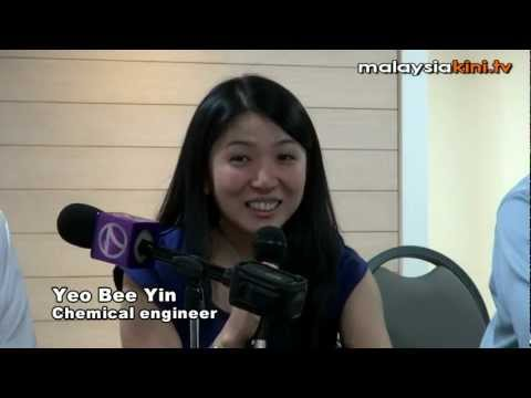YEO BEE YIN (MINISTER OF MESTECC)-Q & A:RE INDUSTRY