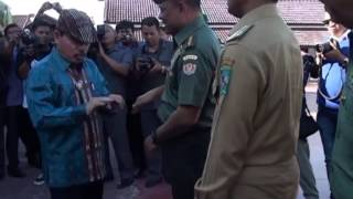 preview picture of video 'Penyambutan Kunjungan KASAD ke Soposurung Balige'