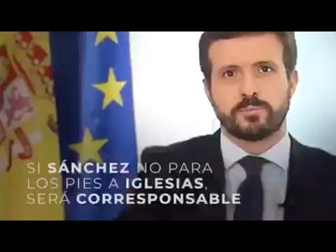 Si Sánchez no para los pies a Iglesias, será corre...