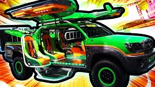 10 Amazing Gamer Cars