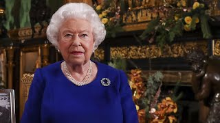 In a rare address, Queen Elizabeth II will speak to the public about the novel coronavirus and Britain's response. Her remarks were recorded earlier. Read more: https://wapo.st/2R9zPby. Subscribe to The Washington Post on YouTube: https://wapo.st/2QOdcqK  Follow us: Twitter: https://twitter.com/washingtonpost Instagram: https://www.instagram.com/washingtonpost/ Facebook: https://www.facebook.com/washingtonpost/