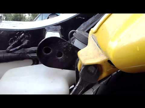 Install turn indicator lights on a CBF600 Honda Hornet, Index felszerelése egy Hornetre