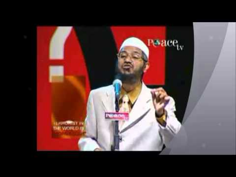 Terrorism and Islam full English lecture by Dr Zakir naik