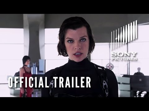 RESIDENT EVIL: RETRIBUTION (3D) - Official Trailer - In Theaters 9/14 Mp3