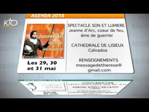 Agenda du 19 mai 2014
