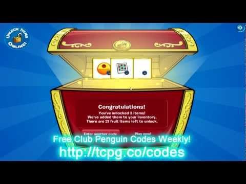 club penguin coupon codes
