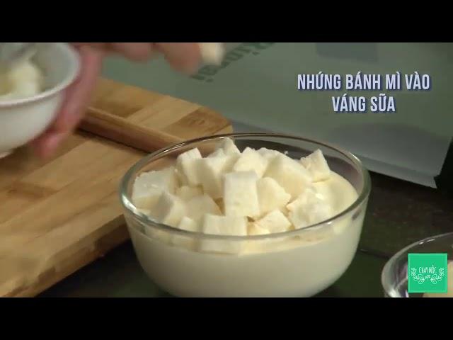 Cách làm pate dinh dưỡng cho bé ăn với bánh mì và cơm