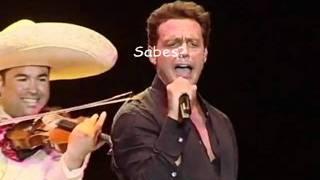 Sabes Una Cosa(en concierto) - Luis Miguel (Video)