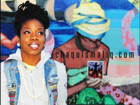 Chaquis Maliq - Explains Why She Plays the Guitar in Harlem