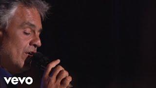 Andrea Bocelli - Era Già Tutto Previsto - Live / 2012