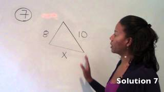 GRE Triangles And Other Polygons- Chapter 9- GRE Math Simplified