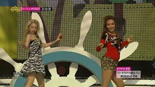 【TVPP】2NE1 - Falling In Love, 투애니원 - 폴링 인 러브 @ Show Music Core Live