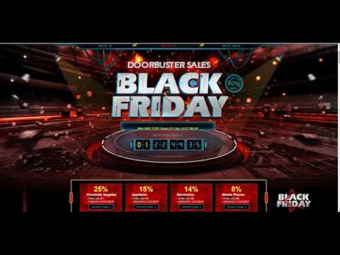 Black friday Deals for EU countries! 50% discounts cheap phones on gearbest