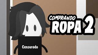 Comprando Ropa 2 | ¡TENGO MI PROPIA TIENDA! | Animación