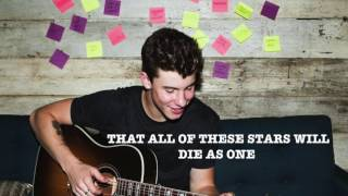 Shawn Mendes - All of the stars (cover) lyrics