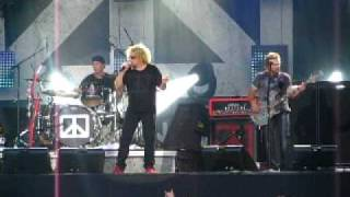 Bospop 2009 - Chickenfoot Learning To Fall
