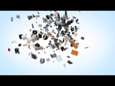 Vidéo LEGO Creator 31034 : Les planeurs du futur