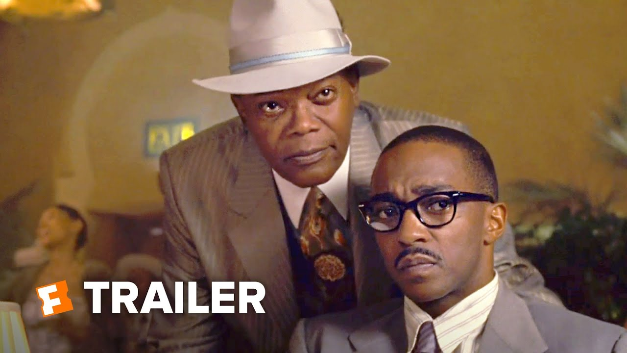 The Banker, 2019 starring Samuel L. Jackson