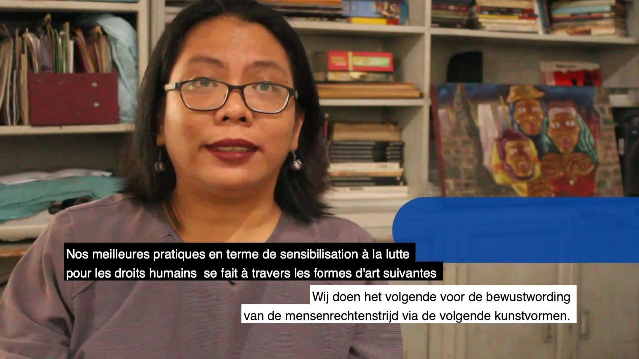 Philippines : l'art dans la lutte pour les droits humains