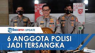 Buntut Tewasnya Seorang Tahanan di Polresta Balikpapan, 6 Anggota Polisi Ditetapkan Jadi Tersangka