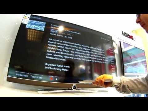Loewe Connect 48 UHD Menü & Aufnahme Funktion im Test