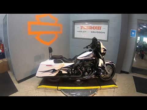 2016 Harley-Davidson CVO Street Glide FLHXSE