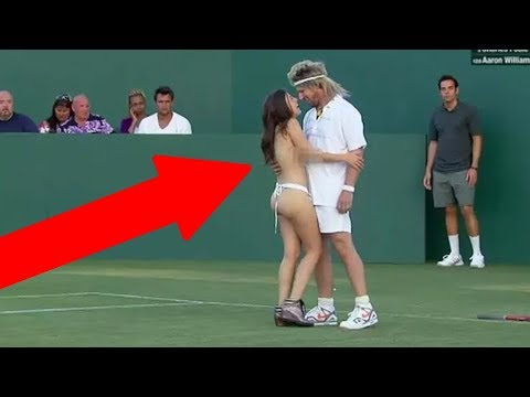20 MOST EMBARRASSING MOMENTS IN SPORTS (видео)