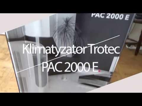 Przenośny klimatyzator Trotec PAC 2000 E