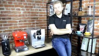Jaki Ekspres Do Kawy Wybrać? Automatyczny Czy Kolbowy?