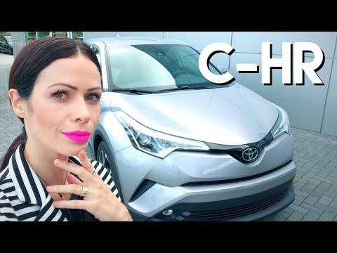 Que SUV compacto lindo da Toyota! Conheça o C-HR 2019!