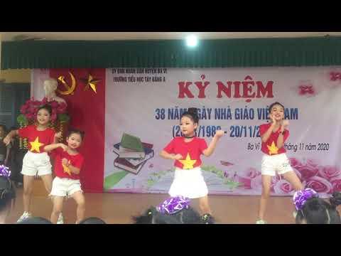 Giao lưu văn nghệ chúc mừng ngày Nhà giáo Việt Nam