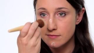 Jane Iredale - Blending Brush Kapatıcı Fırça Uygulaması