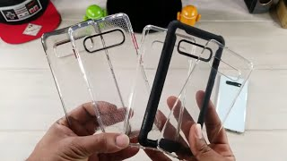 Top 5 Clear Cases for Samsung Galaxy S10 Plus...