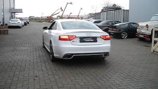 Audi A5 RS5 Tuning mit Supersport-Sportauspuff