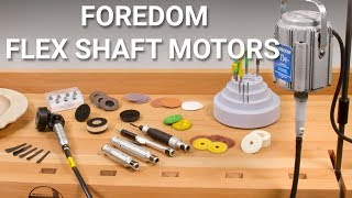 Foredom® Flex Shaft Motors Power Tools And Accessories