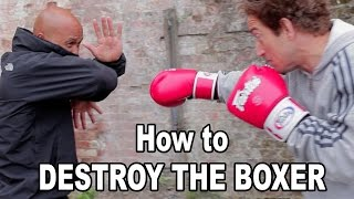 Master Wong – How to destroy a boxer!