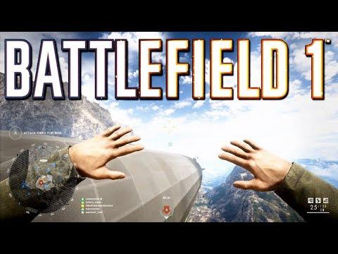 Battlefield 1: Hello Zeppelin Cya Later