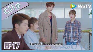【ENG SUB】Forget You Remember Love clip EP17 Shan Jun Hao wants take down Qian Yu's house?