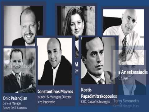 "CEO Clubs Greece – 10th Forum ""Crossroads"", April 22nd 2013"