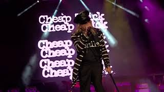 Cheap Trick Baby Loves to Rock Irvine 5/18/18