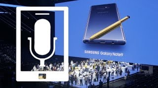 The Galaxy Note 9 is so... | #PNWeekly 317
