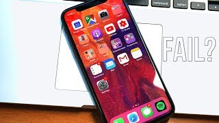 Did the iPhone X Fail?