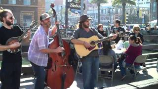 Street Music in San Francisco