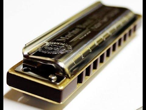 Demo/Review Hohner Marine Band Semi-Custom Harmonica by Andrew Zajac