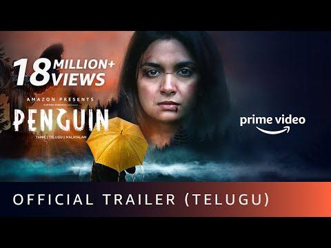 Penguin - Official Trailer (Telugu)