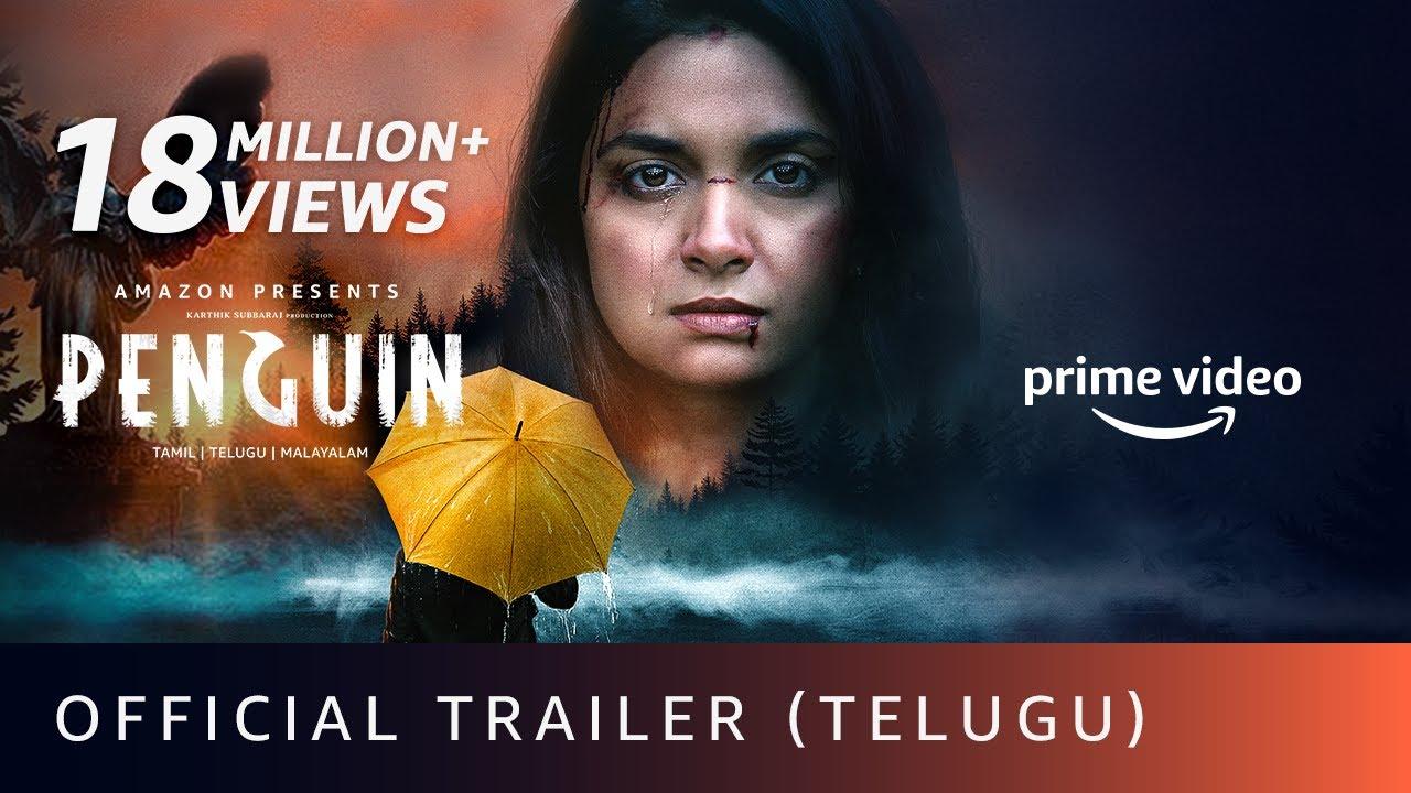 Penguin - Official Trailer 2020
