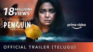 Penguin - Official Telugu Trailer