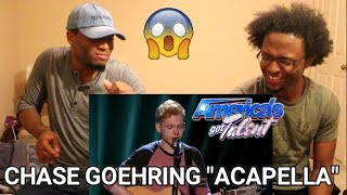 Chase Goehring: Singer Songwriter Gets Golden Buzzer From DJ Khaled - AGT 2017 (REACTION)