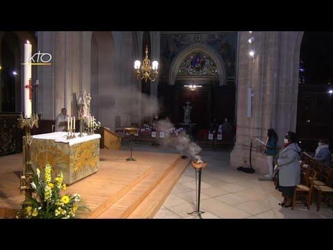 Vêpres du 6 avril 2021 à Saint-Germain-l'Auxerrois